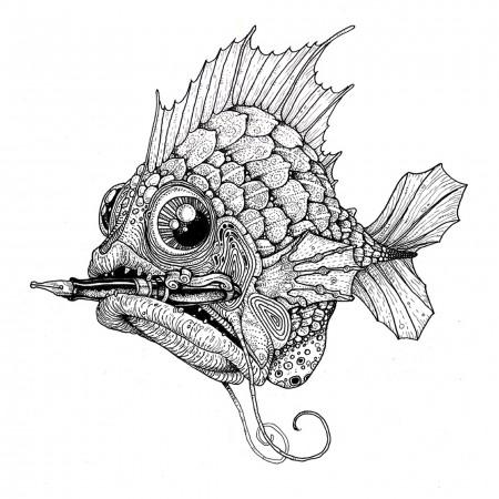 Der-Tinten-Fisch
