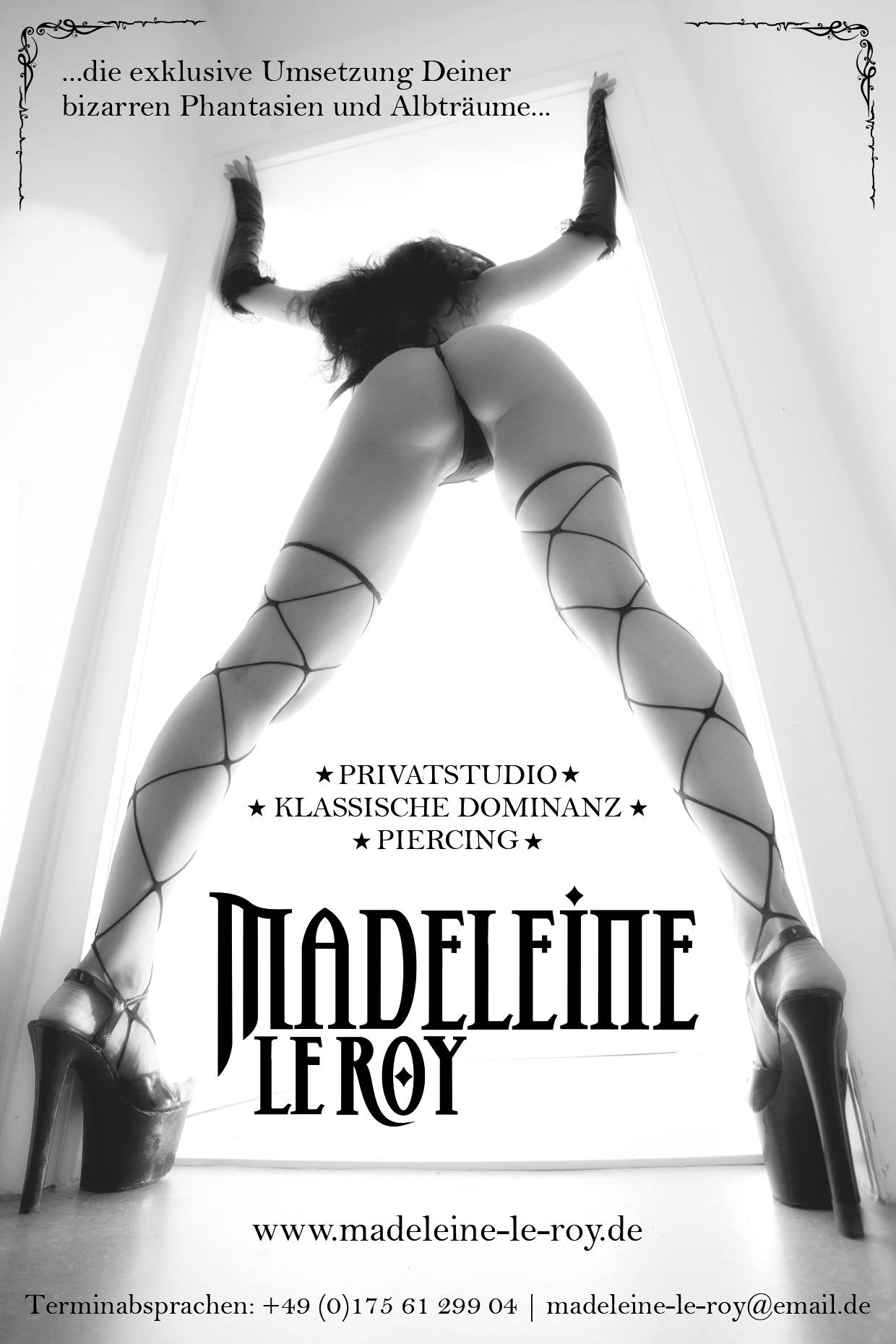 Madeleine Le Roy – Studio