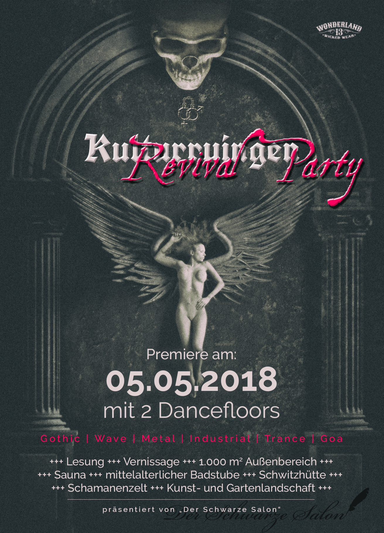 Kulturruinen Revival Party