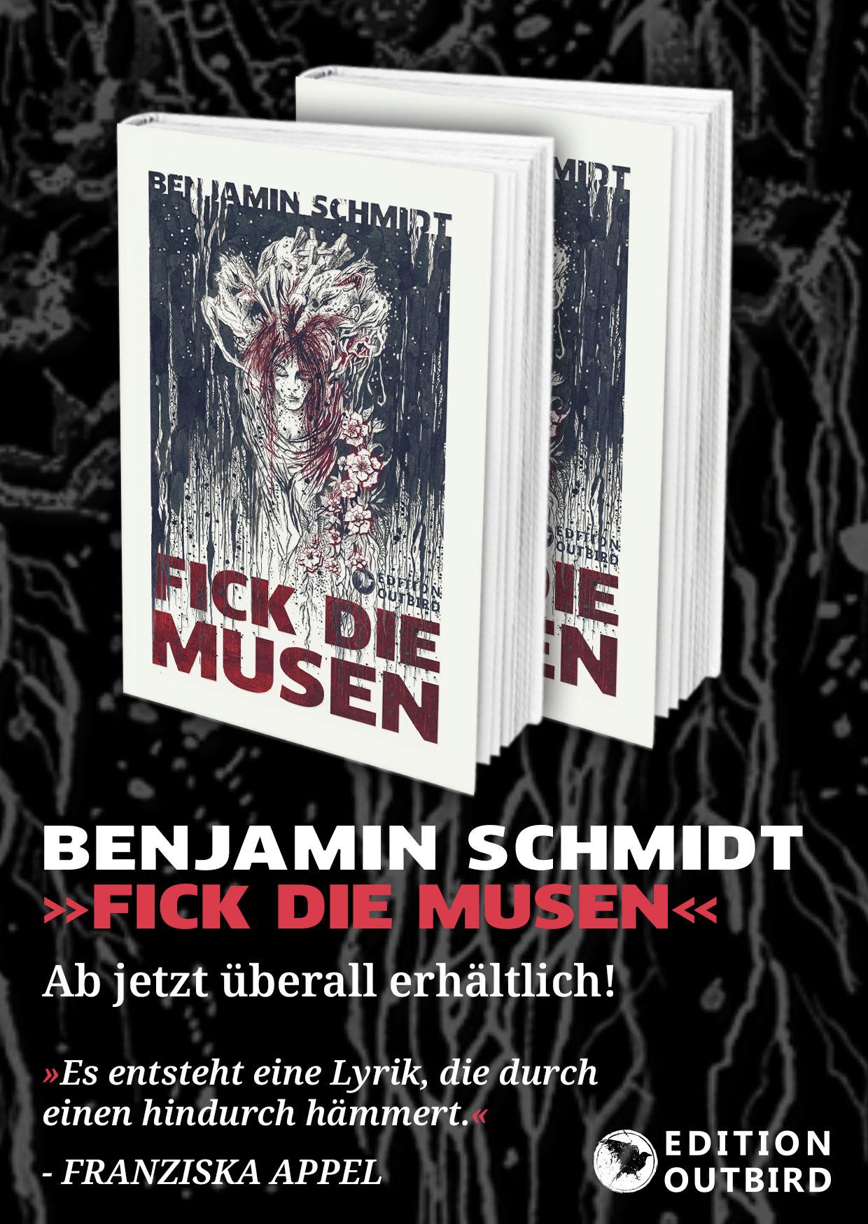 Benjamin Schmidt – Fick die Musen