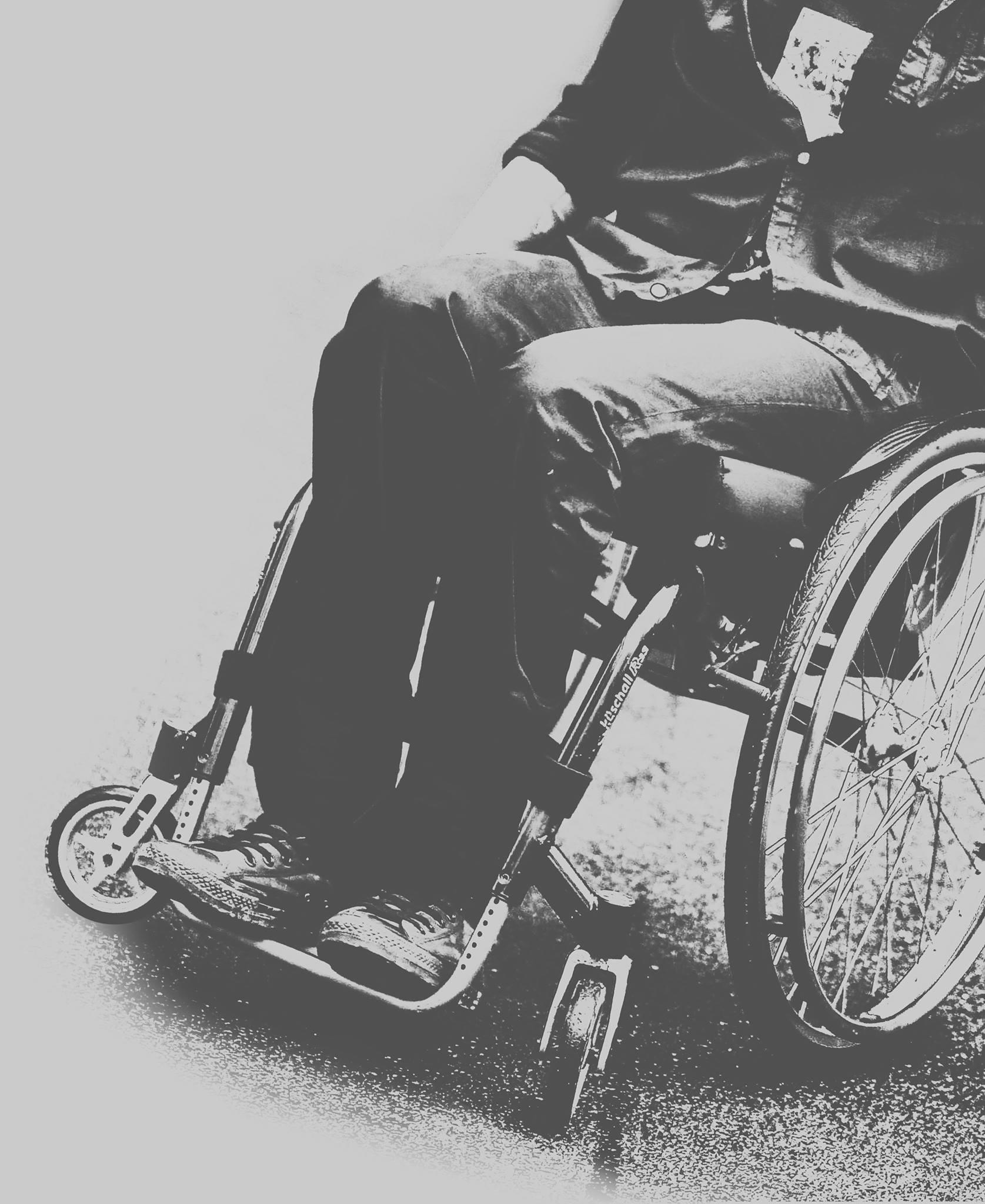 Leben mit Behinderungen: Lesung